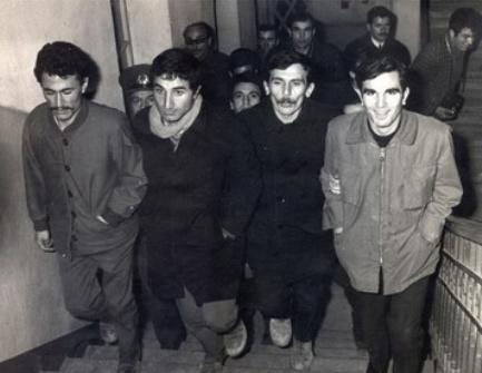 Halit Çelimli, Yusuf Aslan, Mustafa Akgül, İrfan Uçar | Fotoğraf: Coşkun Eroğlu
