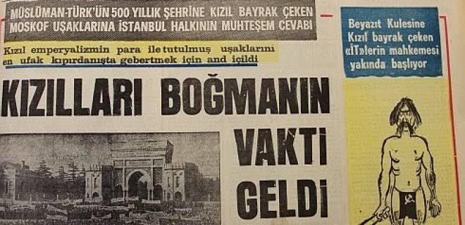Kanlı Pazar 16 Şubat1969