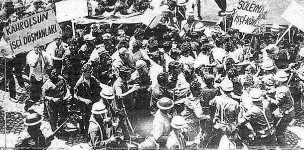 15-16 Haziran 1970 :Direniş