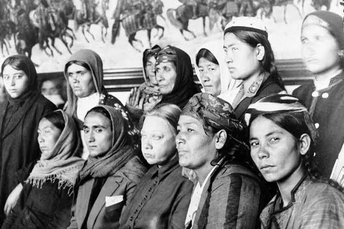 Doğu Kadınlarının Kurtuluşu