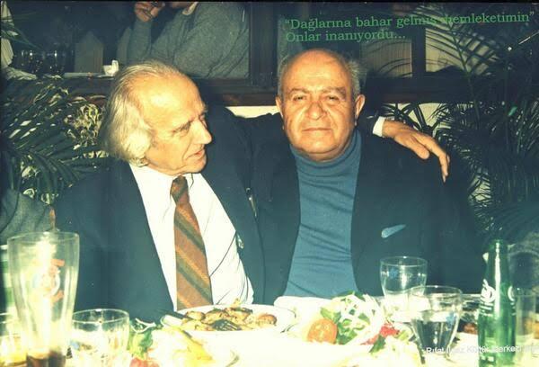 Ahmed Arif'in Rıfat Ilgaz'aMektubu