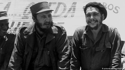 Farewell letter from Che to Fidel Castro
