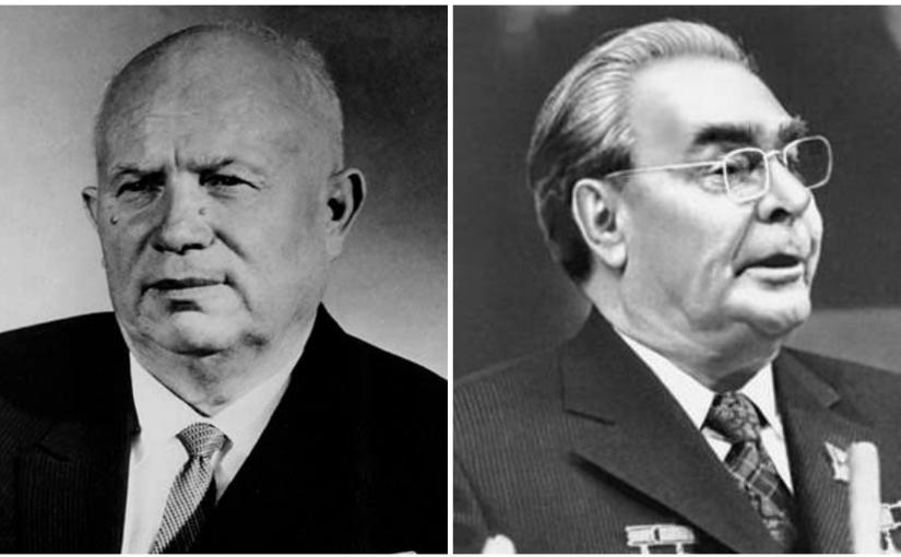 15 Ekim 1964 * Kruşçev gitti, Brejnevgeldi