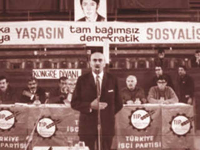 10 Ekim 1965 Türkiye İşçi PartisiTBMM'de