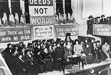 10 Ekim 1903 * Kadınların Toplumsal ve Siyasal Birliği (WSPU)Kuruldu