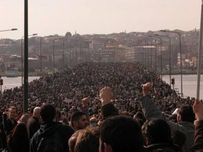 Hrant Dink uğurlaması ve DSİP açıklamasıüzerine